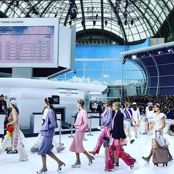 VALENTIN YUDASHKIN Spring Summer 2016 Fashion Show