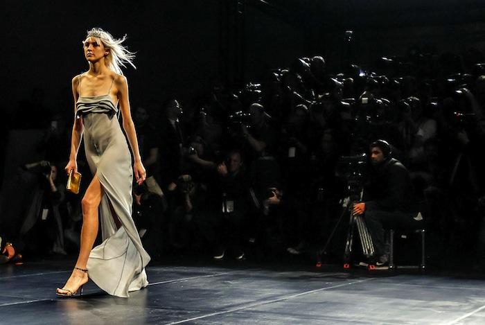 SAINT LAURENT Primavera-Estate 2016 Fashion Show