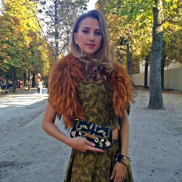 STREET CHIC from Paris Fashion Week – Day 3
