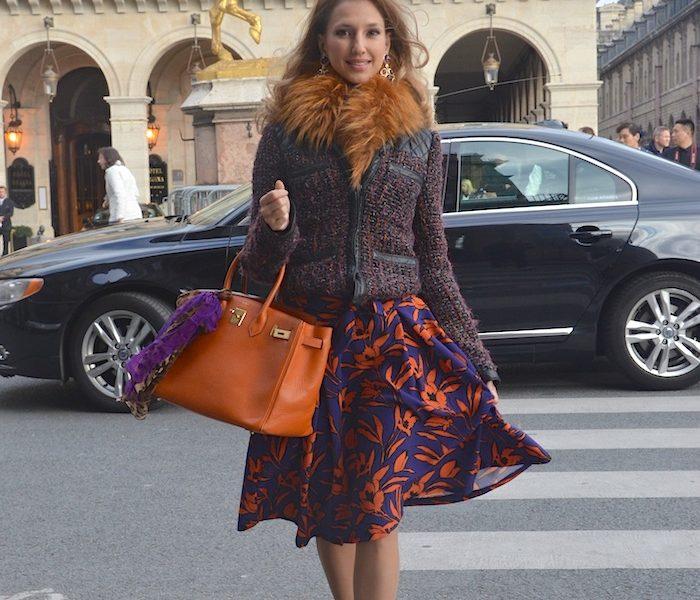 STREET CHIC della Paris Fashion Week – Giorno 3