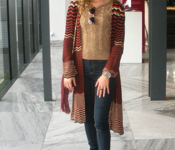 Pourquoi la mode est important? Mon interview pour la RSI – Télévision Suisse
