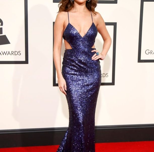 Selena Gomez Best Dressed at the Grammys 2016