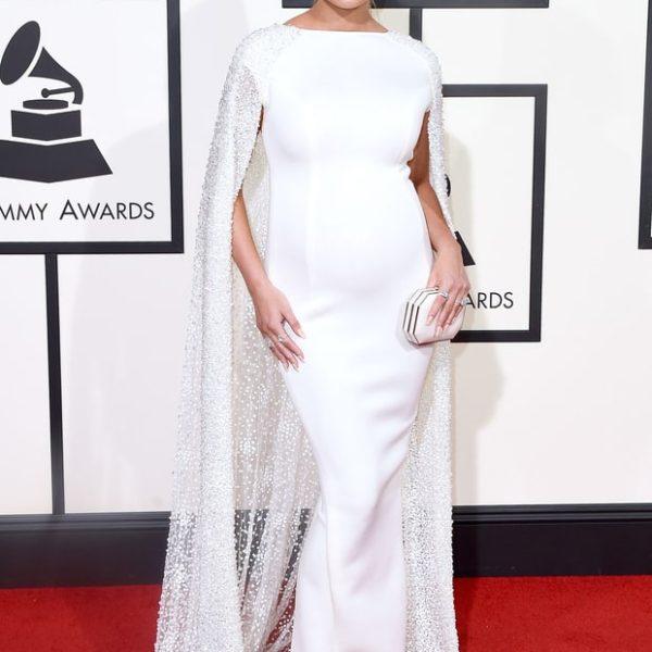 Elie Goulding Best Dressed at the Grammys 2016