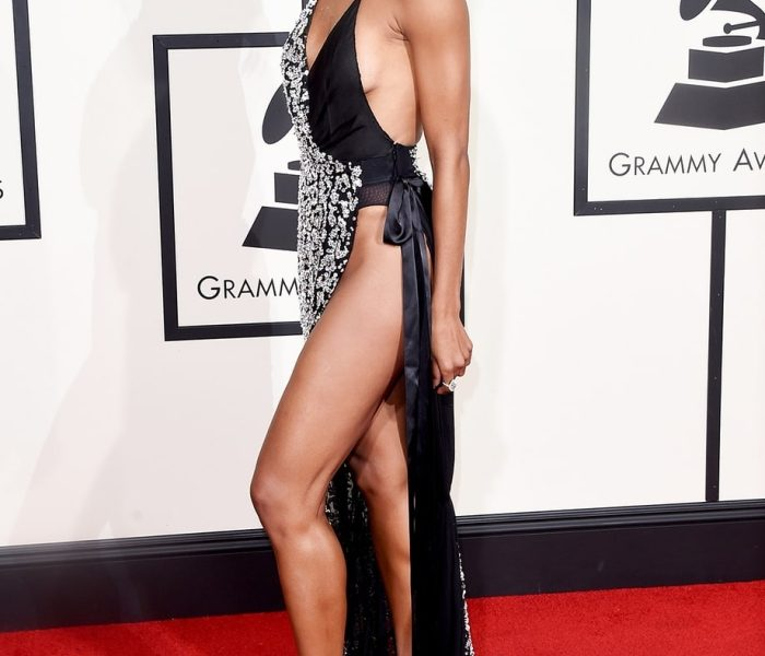 Ciara Best Dressed at the Grammys 2016
