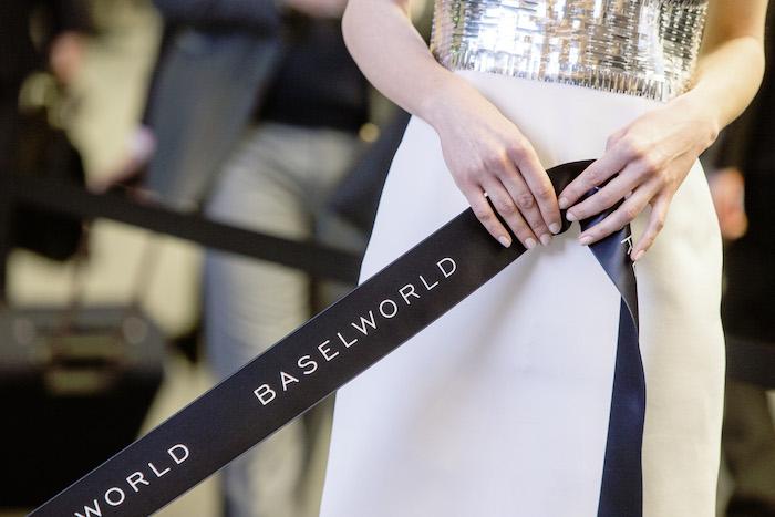 BASELWORLD 2016 OPENING CEREMONY