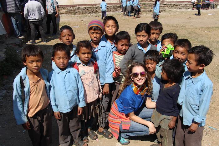PROGETTO SCUOLA IN NEPAL
