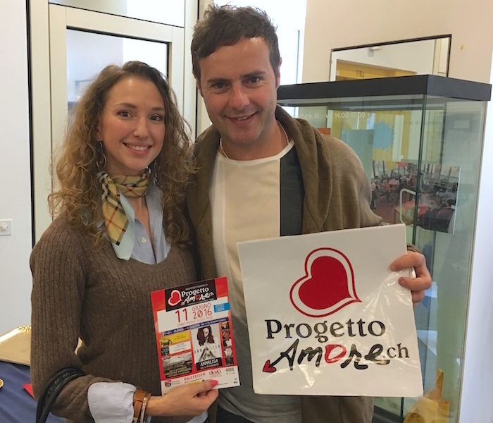 Progetto Amore Press Day