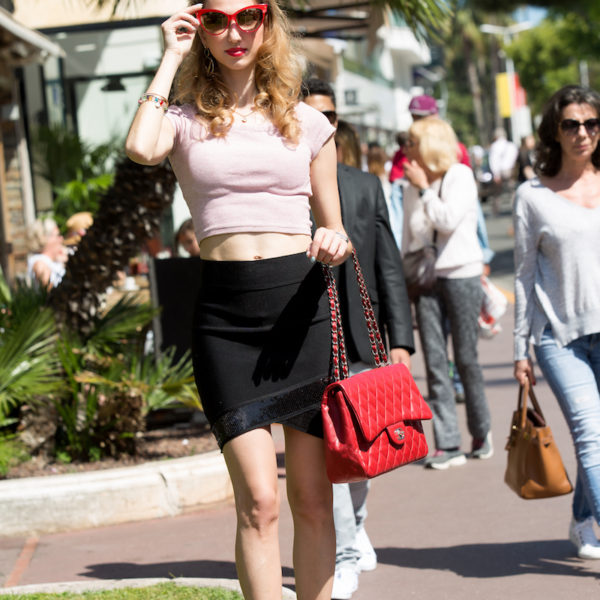 Street Style of Cannes Film Festival – Glamour Chic
