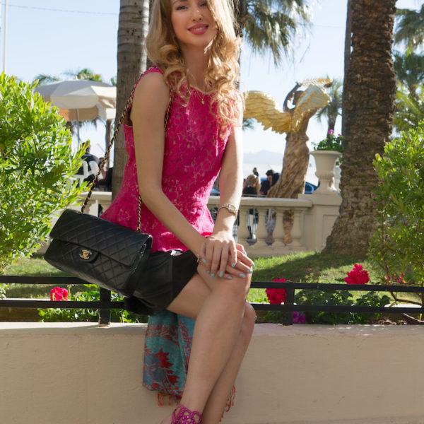 Tiffany's Red Carpet Fashion Show