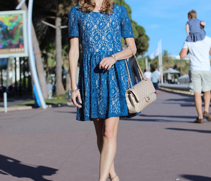 Street Style Très Chic al Festival di Cannes