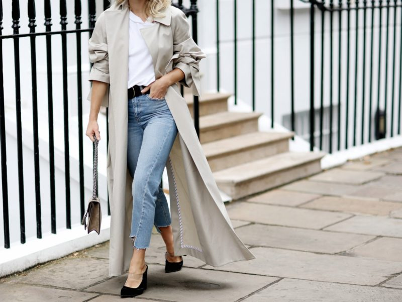 7 Ways to Style a Coat this Fall