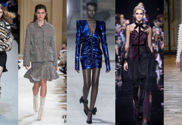 ALL TRENDS FROM LONDON FASHION WEEK FALL WINTER 2017-2018