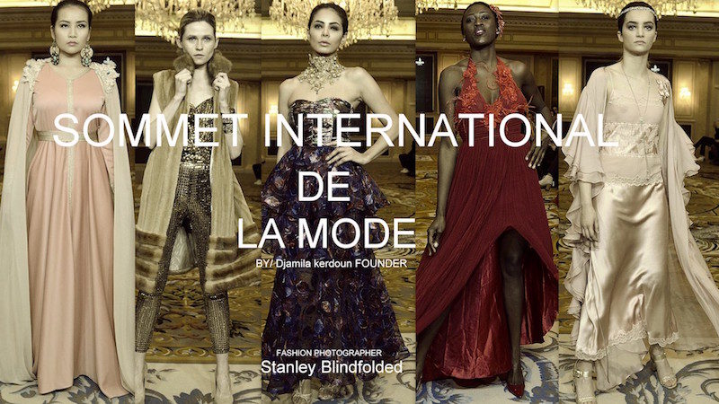 SOMMET INTERNATIONAL DE LA MODE A' PARIS