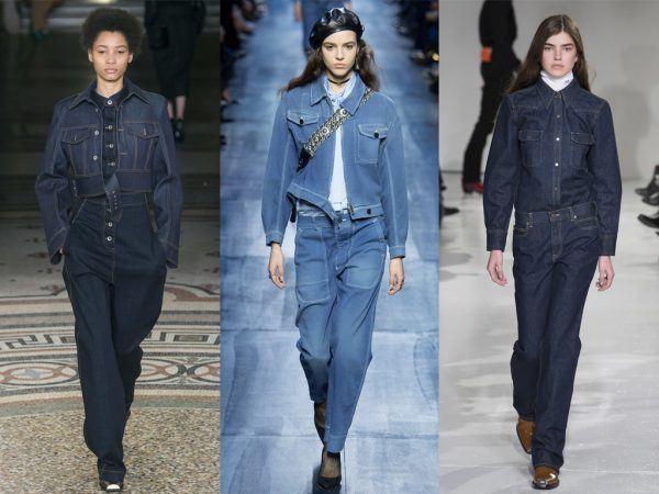 FASHION TRENDS – DENIM REVIVAL