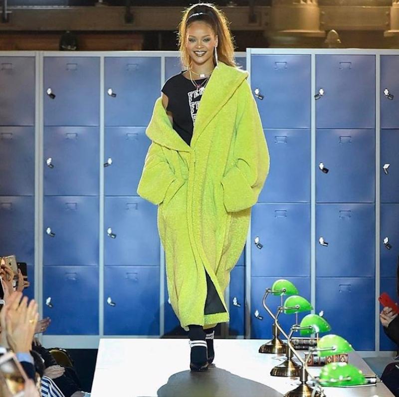 Fenty By Rihanna Fashion Show Fw17 V Fashion World