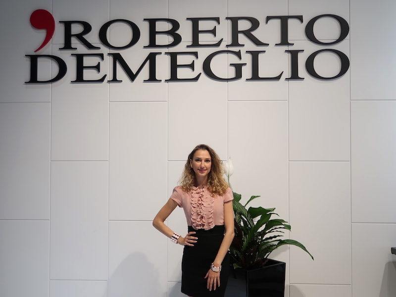ROBERTO DEMEGLIO JEWELS AT BASELWORLD 2017