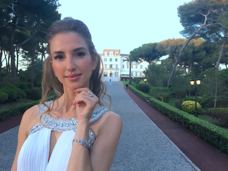 CANNES FILM FESTIVAL 2017: THE VIDEO OF VALENTINA NESSI