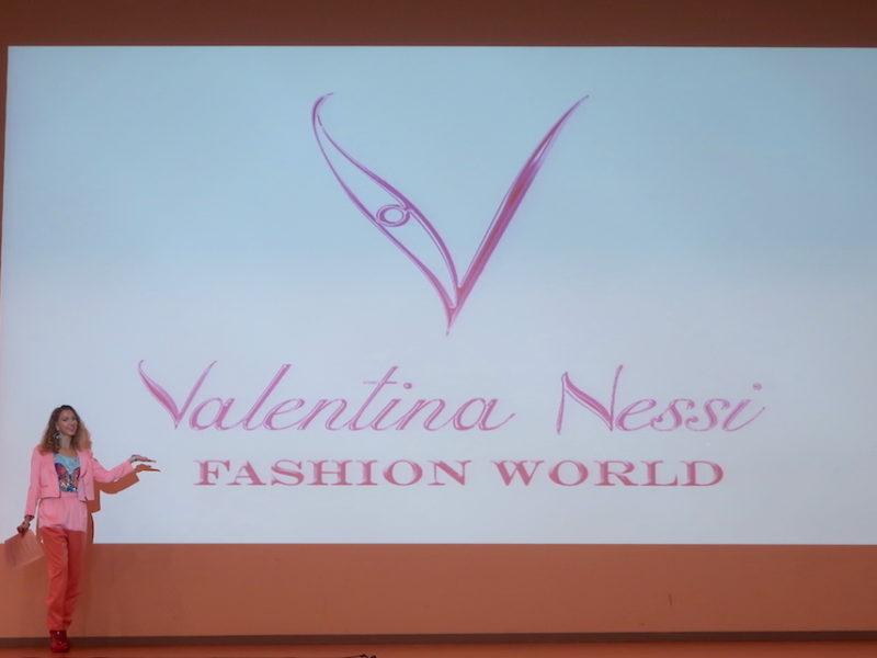 Valentina Nessi Conference & Presentation in Tokyo