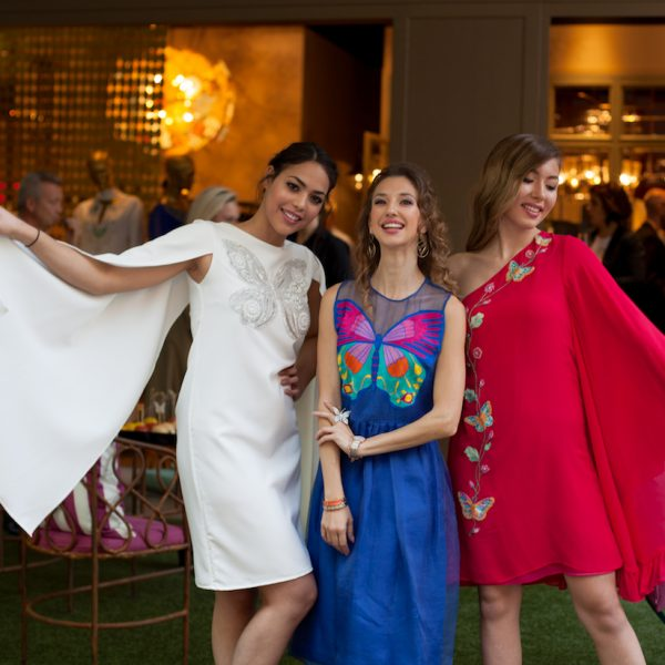 Video teaser: Butterfly collection launch event in Lugano