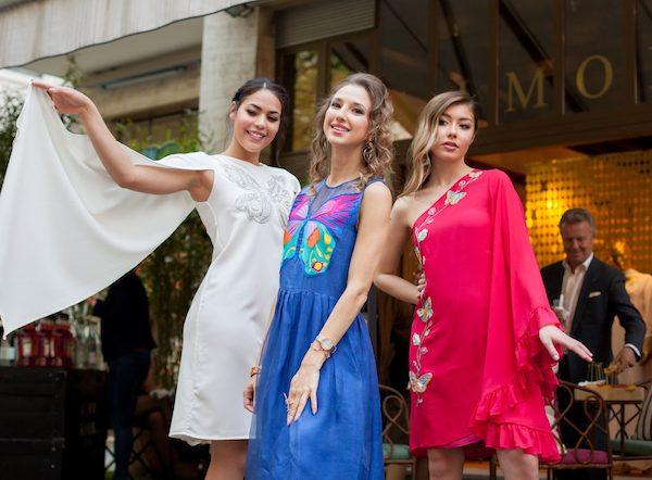 Video teaser: lancement de nouvelle collection papillon à Lugano