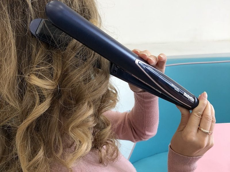 GET YOUR LOOK WITH BABYLISS DIGITAL SENSOR