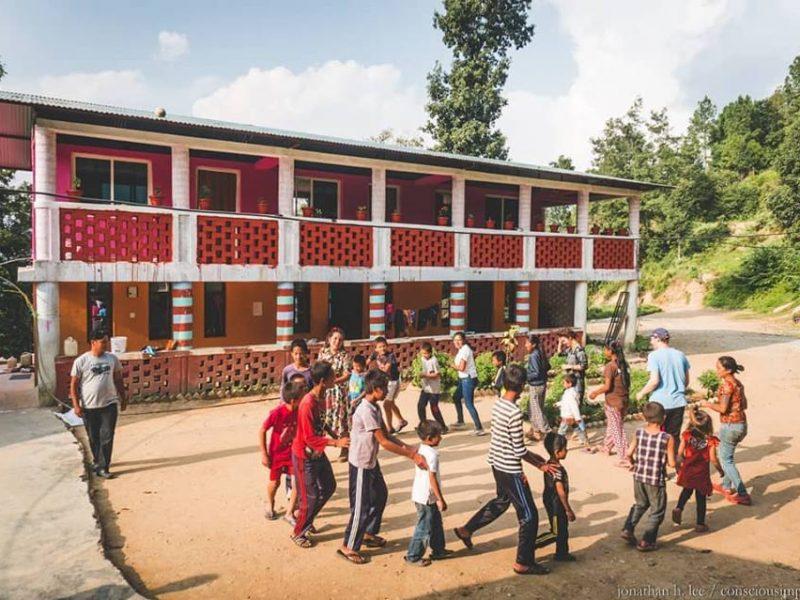 COME SOSTENERE IL PROGETTO VITA FOR NEPAL