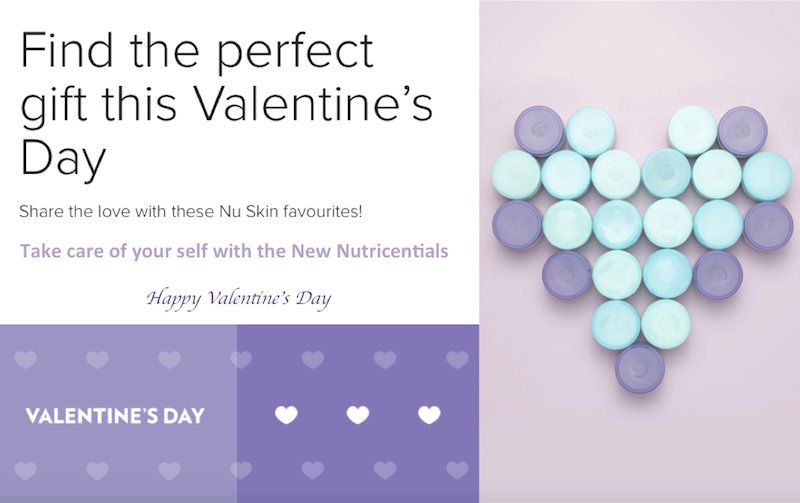 FIND THE PERFECT GIFT THIS VALENTINE'S DAY